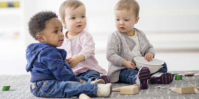 Quel mode de garde pour votre enfant harmonie for A quel moment preparer la chambre de bebe