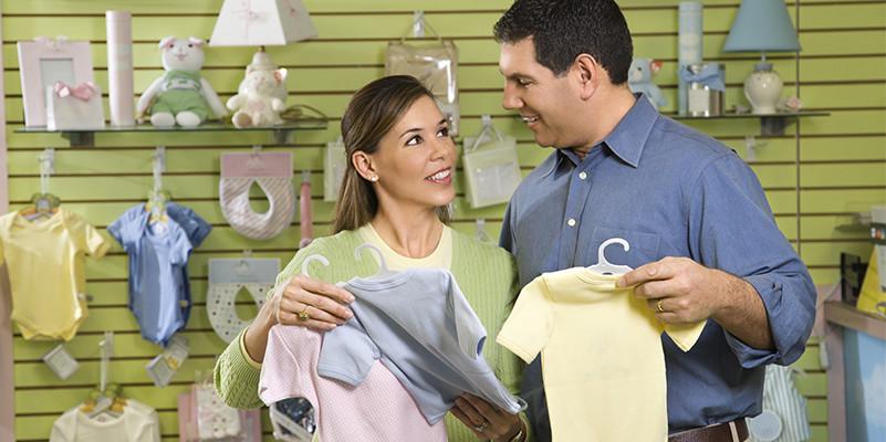 Les achats indispensables pour pr parer l arriv e de b b harmonie prevention le site for Quand preparer la chambre de bebe
